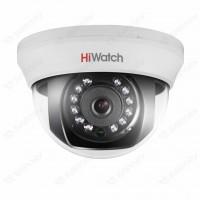 HiWatch DS-T101 Купольная HD-TVI видеокамера