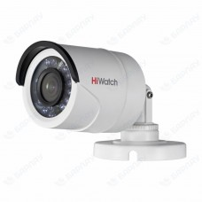 Цилиндрическая HD-TVI видеокамера HiWatch DS-T100