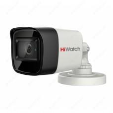 Цилиндрическая HD-TVI видеокамера HiWatch DS-T200A