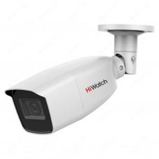 Цилиндрическая HD-TVI видеокамера HiWatch DS-T206(B)