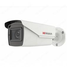 Цилиндрическая HD-TVI видеокамера HiWatch DS-T206S