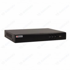 Гибридный HD-TVI видеорегистратор HiWatch DS-H208TA
