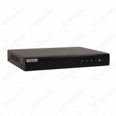Гибридный HD-TVI видеорегистратор HiWatch DS-H208UA