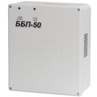 ББП-50 (Элис) ИБП 12В/5А импульсный корпус пластик